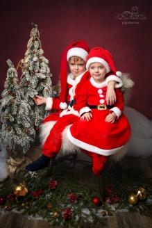 julekortfotografering Kolbotn